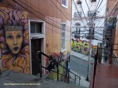 Arte urbano en Valpo
