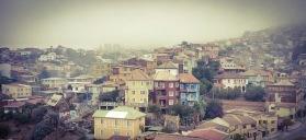 Hermosa vista de la ciudad