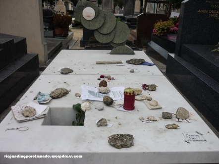 La tumba de Cortázar