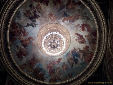 La hermosa Ópera de Budapest