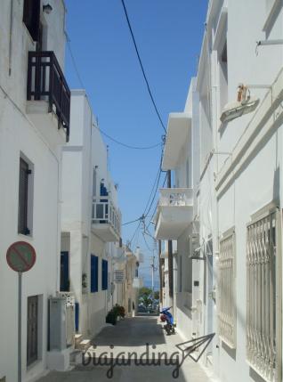 El Centro de Naxos