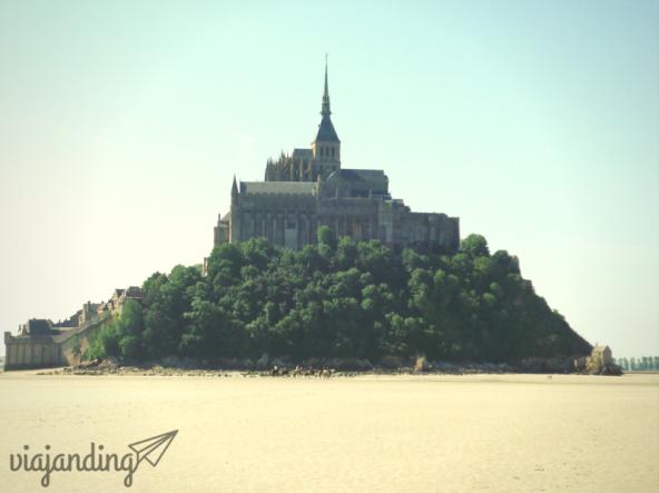 Mt. St. Michel - Francia