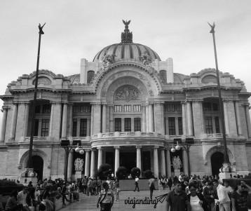 Palacio de Bellas Artes - Ciudad de México, México.