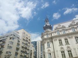Arquitectura ecléctica en Bucarest