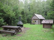 La cabaña Sopi Metsaonn