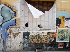 Arte urbano en Santiago