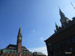 La plaza del ayuntamiento
