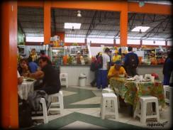 El mercado municipal de Baños