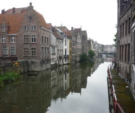 Otro canal pintoresco, Gent