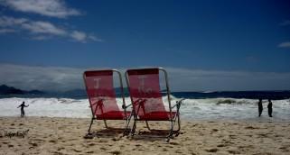 Día de playa, Río de Janeiro